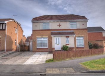 Thumbnail 3 bed detached house for sale in Aysgarth Rise, Bridlington