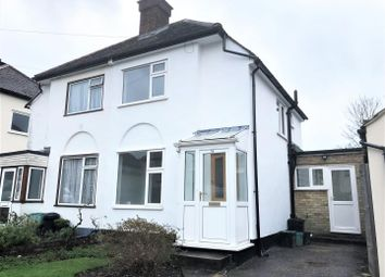 Thumbnail 2 bedroom semi-detached house to rent in Walden Avenue, Chislehurst
