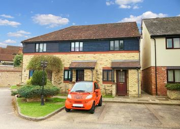 Thumbnail 2 bed end terrace house to rent in Masons Court, Bishop's Stortford