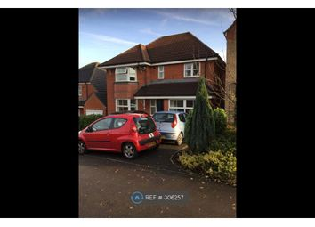 Thumbnail 6 bed detached house to rent in Badgers Croft, Newcastle Under Lyme