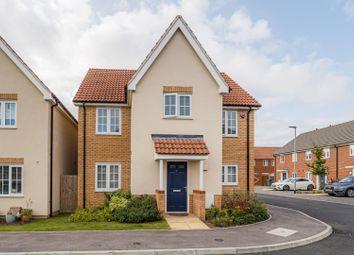 Realmwood Close, Canterbury CT1. 4 bed detached house