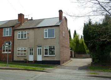 Thumbnail 3 bed end terrace house to rent in Hedging Lane, Wilnecote, Tamworth