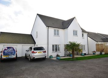 Thumbnail 4 bed detached house for sale in Figgy Road, Quintrell Downs, Newquay, Cornwall