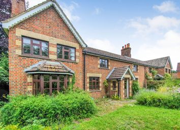 Meadow View, Dummer RG25. 4 bed semi-detached house for sale