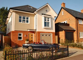 4 bed detached house for sale in Queen Katherine Road, Lymington SO41