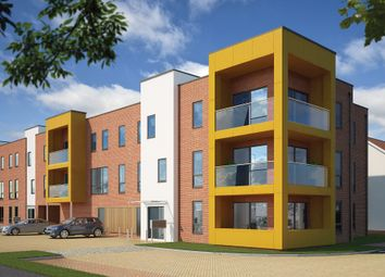 Thumbnail 2 bed flat for sale in Radar Close, Southend On Sea