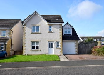 Thumbnail 4 bed detached house for sale in Birley Court, St Boswells, Nr Melrose