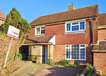 Thumbnail 2 bed end terrace house for sale in Treyford Close, Brighton, East Sussex