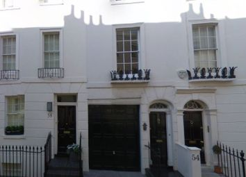 Thumbnail 4 bed terraced house to rent in South Eaton Place, London