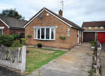 Thumbnail 2 bed detached bungalow for sale in Redland Crescent, Thorne, Doncaster