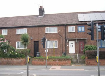 Thumbnail 1 bed terraced house to rent in 33 Fore Hamlet, Ipswich, Suffolk
