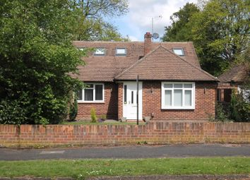 Thumbnail 4 bed bungalow for sale in Leopold Avenue, Farnborough