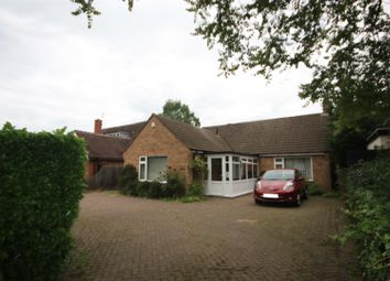Thumbnail 3 bed bungalow for sale in Birstall Road, Birstall, Leicester