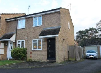 Thumbnail 2 bed end terrace house for sale in Larksfield, Englefield Green