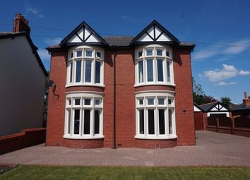 Thumbnail 5 bed detached house for sale in Preston New Road, Blackpool