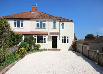 Thumbnail 4 bed semi-detached house to rent in Coombe Lane, Stoke Bishop, Bristol