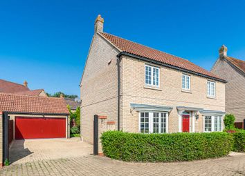 Thumbnail 4 bedroom detached house for sale in Bywell Court, Kingsmead, Milton Keynes