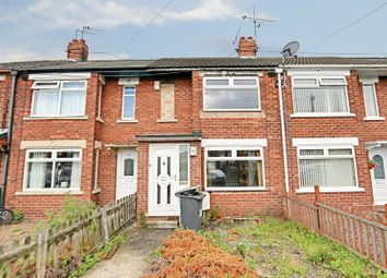 Thumbnail 2 bedroom terraced house for sale in Danube Road, Hull