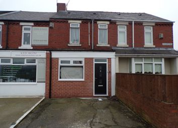 Thumbnail 2 bed terraced house for sale in Wellington Road, Dunston, Gateshead