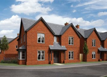 Thumbnail 4 bed detached house for sale in The Paddocks, Blunsdon, Swindon, Wiltshire