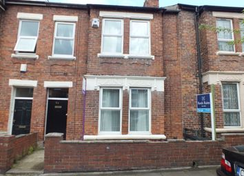 Thumbnail 4 bed terraced house for sale in Sidney Grove, Arthurs Hill, Newcastle Upon Tyne