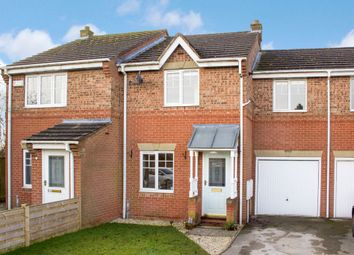 Thumbnail 3 bed town house for sale in Leadley Croft, Copmanthorpe, York