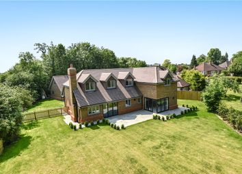 Thumbnail 4 bed detached house for sale in Church Grove, Wexham, Slough