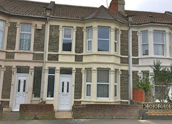 Thumbnail 2 bedroom terraced house for sale in Westminster Road, Whitehall, Bristol