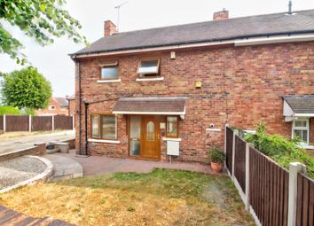 Thumbnail 2 bed semi-detached house for sale in East Avenue, Swinton, Mexborough