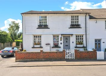 Thumbnail 3 bed end terrace house for sale in The Pound, Main Road, Knockholt, Sevenoaks