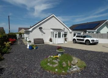 Thumbnail 3 bedroom bungalow for sale in Garth Estate, Pontllyfni, Caernarfon, Gwynedd