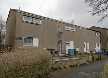 Thumbnail 2 bed end terrace house for sale in 13 Mossywood Road, Glasgow