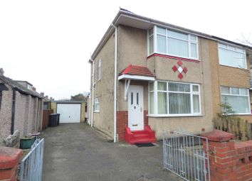 Thumbnail 2 bed semi-detached house to rent in Schola Green Lane, Morecambe