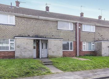 Thumbnail 2 bed terraced house for sale in Shelley Drive, Knottingley