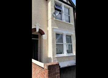 Thumbnail 3 bed terraced house to rent in Napier Road, London