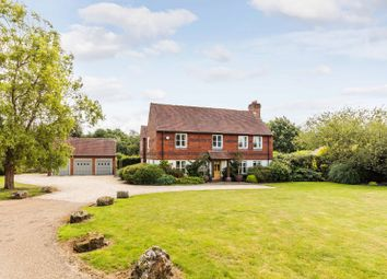 Thumbnail 5 bedroom detached house for sale in Burton Park, Petworth, West Sussex