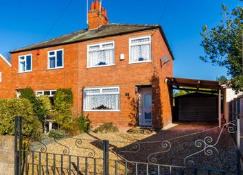 Thumbnail 3 bed semi-detached house for sale in Dykes End, Collingham, Newark, Nottinghamshire