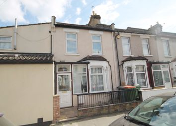 Thumbnail 3 bed terraced house for sale in Outram Road, East Ham