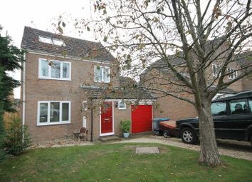 Thumbnail 4 bed detached house for sale in Holliers Crescent, Middle Barton, Chipping Norton