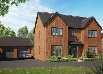 Thumbnail 4 bed detached house for sale in Plot 48 The Wroughton, Malvern Close, Bredon Road, Tewkesbury, Gloucestershire