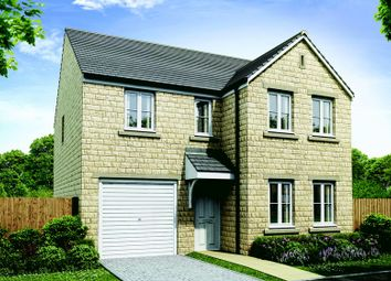 Thumbnail 4 bedroom detached house for sale in Crosland Road, Oakes, Huddersfield
