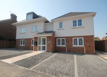 Thumbnail 1 bed flat to rent in Ascot House, Andrews Close, Epsom