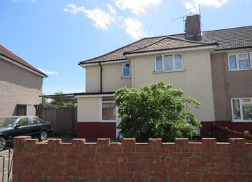 Thumbnail 4 bed end terrace house for sale in Court Crescent, Slough