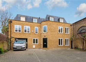Thumbnail 4 bed property to rent in Walpole Mews, St John's Wood, London