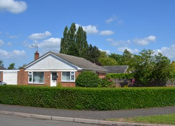 Thumbnail 3 bedroom detached bungalow to rent in Spencer Close, West Walton