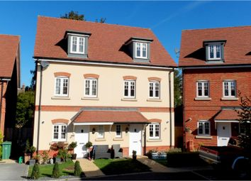 3 bed semi-detached house for sale in Blenheim Place, Camberley GU15
