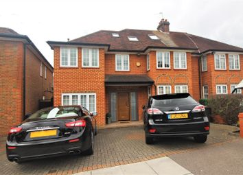 Thumbnail 5 bed property for sale in Fairview Way, Edgware