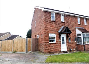 Thumbnail 2 bedroom semi-detached house for sale in Wyatt Road, Crayford, Kent