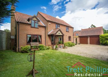 Thumbnail 4 bed detached house for sale in The Green, Stalham, Norwich