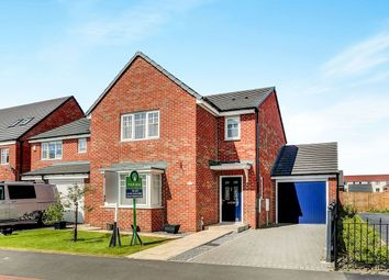 Thumbnail 3 bed detached house to rent in Surtees Haugh, Blaydon-On-Tyne